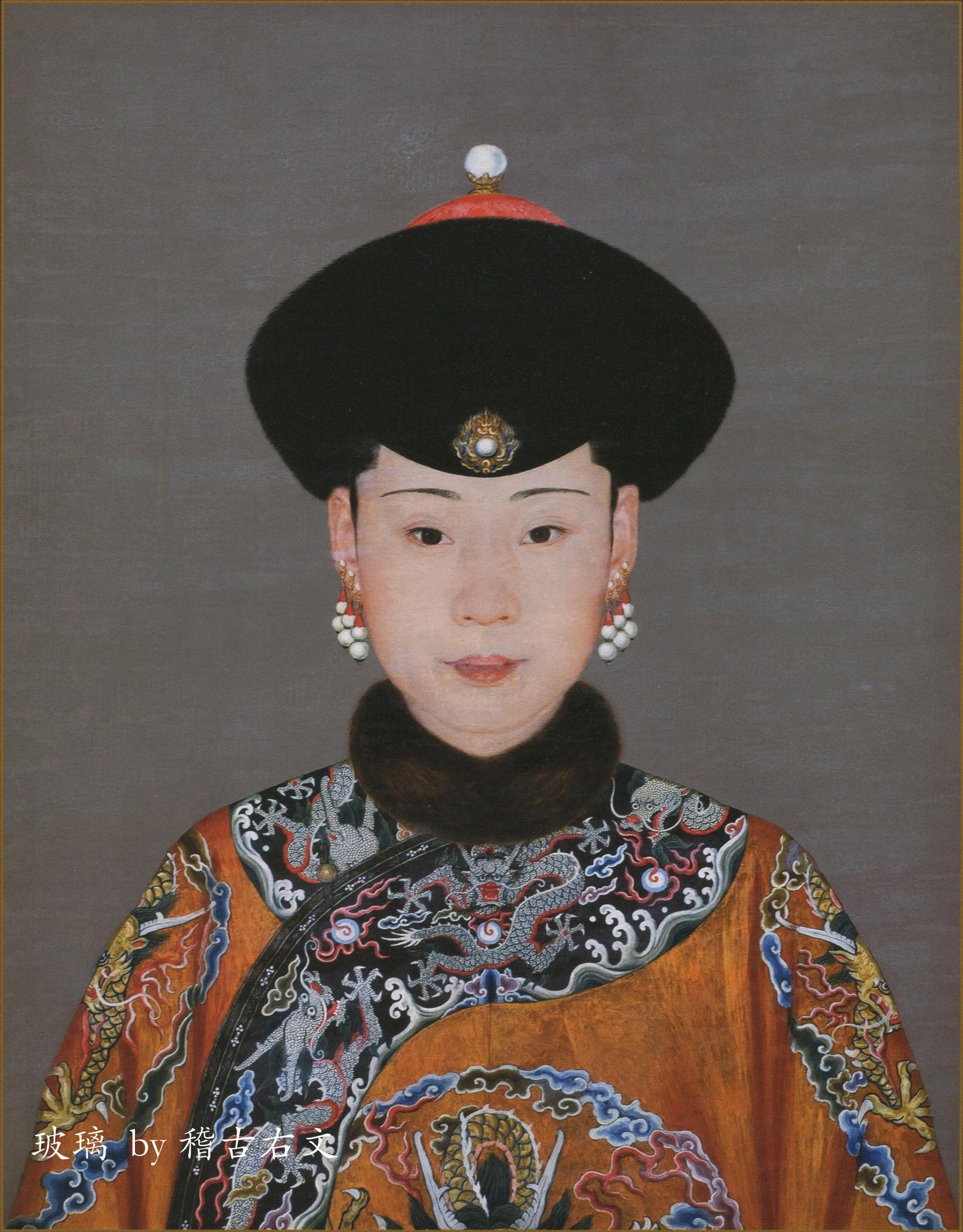 皇后的女人gl下载_孝昭仁皇后图片下载